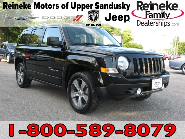 Pre-Owned 2016 Jeep Patriot High Altitude 4X4