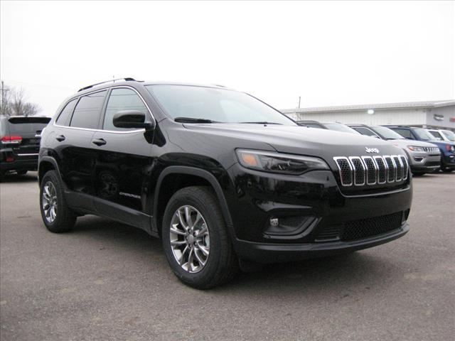 New 2020 JEEP Cherokee 54x4 Latitude Plus