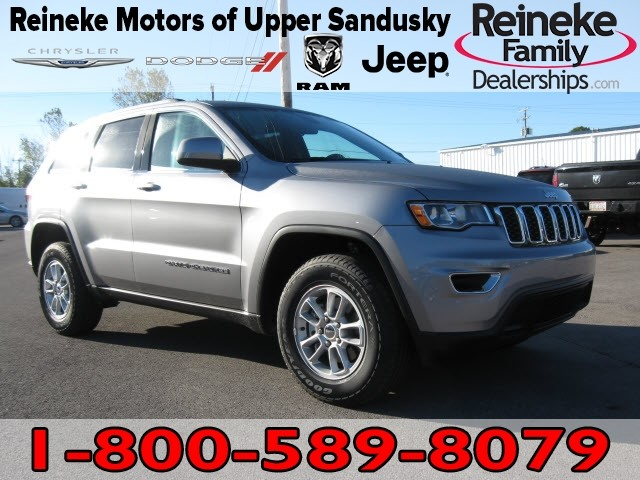 New 2019 JEEP Grand Cherokee 4X4 Laredo E