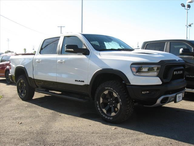 New 2019 RAM All-New 1500 4X4 Rebel