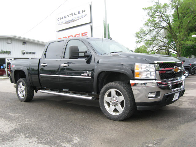 Pre-Owned 2012 Chevrolet Silverado 2500 Hd LT 4X4 Z71/ Texas Edition