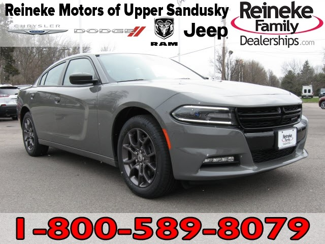 New 2018 DODGE Charger AWD GT w/ Navigation