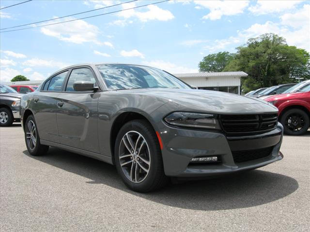 New 2019 DODGE Charger AWD SXT