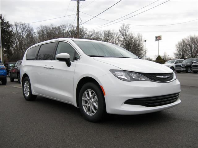 New 2020 CHRYSLER Voyager LX w/ DVD