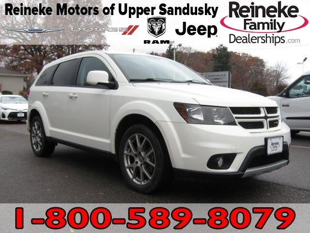 Pre-Owned 2015 Dodge Journey AWD R/T w/ Navigation