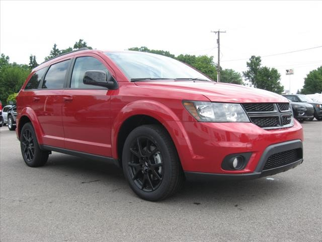 New 2018 DODGE Journey AWD GT w/ Blacktop Pkg & Nav