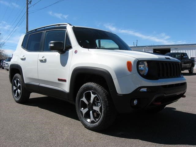 New 2019 JEEP Renegade 4X4 Traihawk