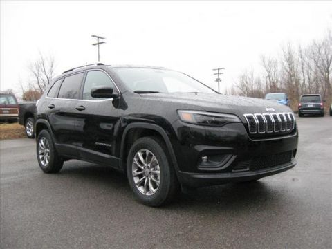 New 2020 JEEP Cherokee 4X4 Latitude Plus