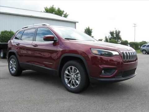 New 2019 JEEP Cherokee 4X4 Latitude Plus