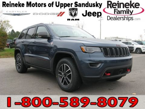 New 2020 JEEP Grand Cherokee 4X4 Trailhawk