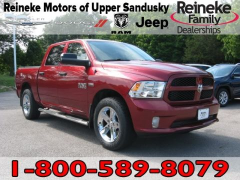 Pre-Owned 2015 RAM 1500 4X4