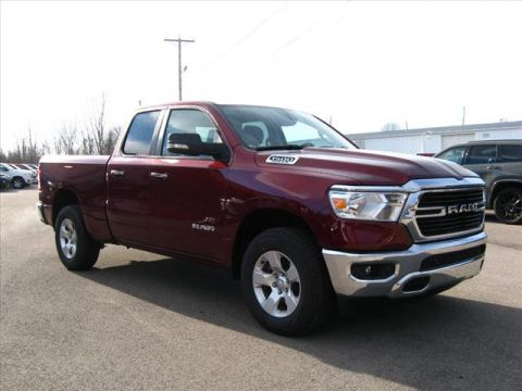New 2020 RAM All-New 1500 4X4 Big Horn