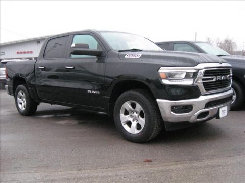 New 2019 RAM All-New 1500 4X4 Big Horn