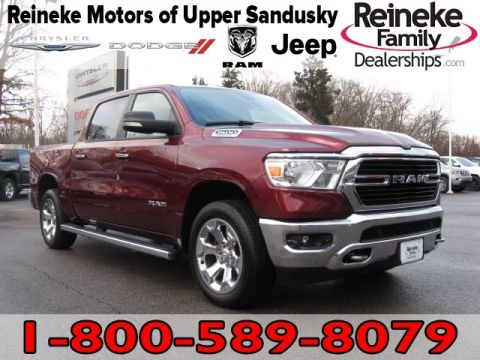 Pre-Owned 2019 RAM 1500 4X4 Big Horn