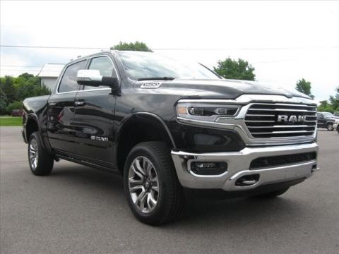 New 2019 RAM All-New 1500 4X4 Longhorn w/ Navigation