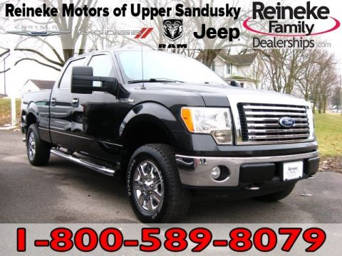 Pre-Owned 2010 Ford F-150 4X4 XLT