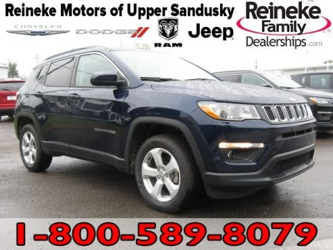 New 2019 JEEP Compass 4X4 Latitude