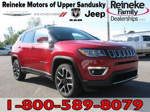 New 2019 JEEP Compass 4X4 Limited