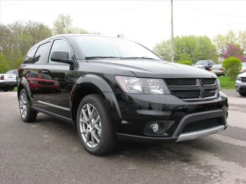New 2019 DODGE Journey AWD GT w/ Navigation & Sun Grp