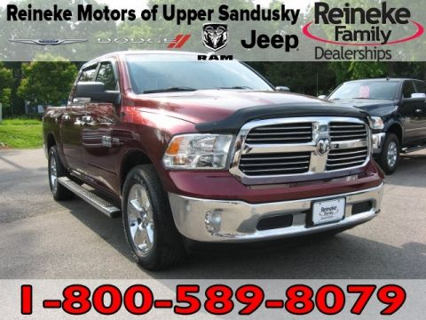 Pre-Owned 2018 RAM 1500 4X4 Big Horn
