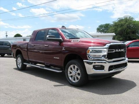 New 2019 RAM 2500 4X4 Big Horn