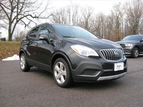 Pre-Owned 2016 Buick Encore FWD