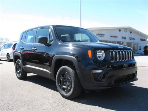 New 2019 JEEP Renegade 4X4 Sport