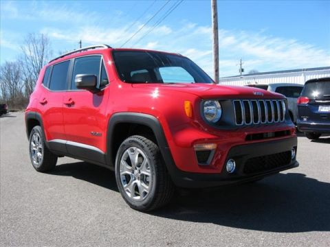 New 2019 JEEP Renegade 4X4 Limited